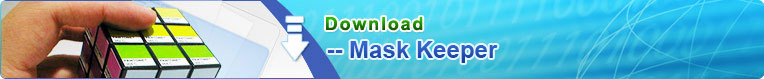 Mask Keeper Template